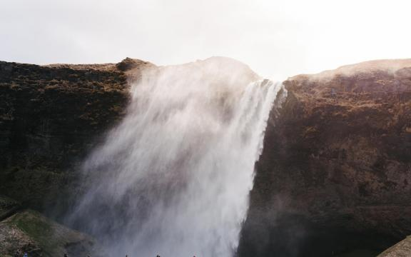 绝美的瀑布壮观美景图片插图7
