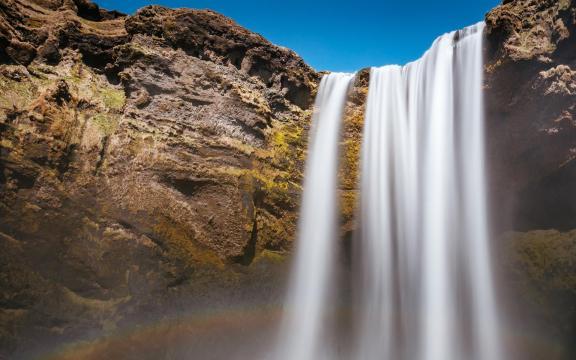 绝美的瀑布壮观美景图片插图6