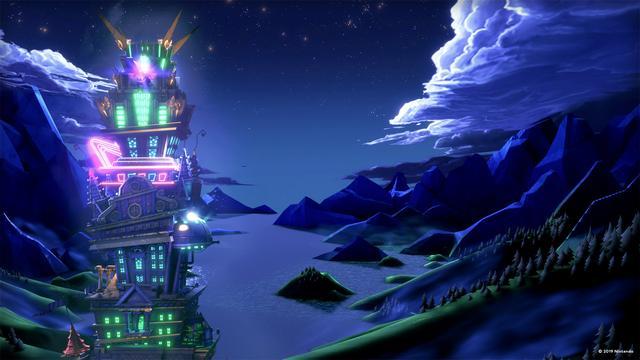 「多圖」任天堂遊戲海量壁紙大放送插图22