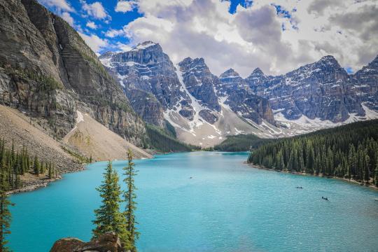 加拿大班夫国家公园秀丽自然风光插图8