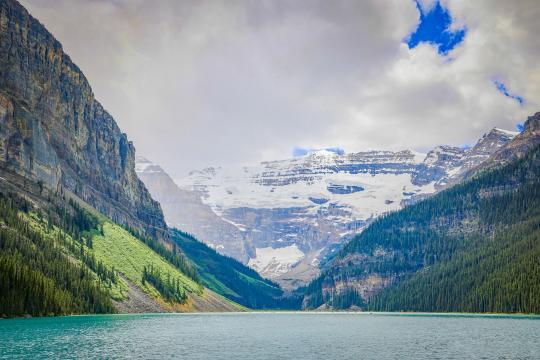 加拿大班夫国家公园秀丽自然风光插图2