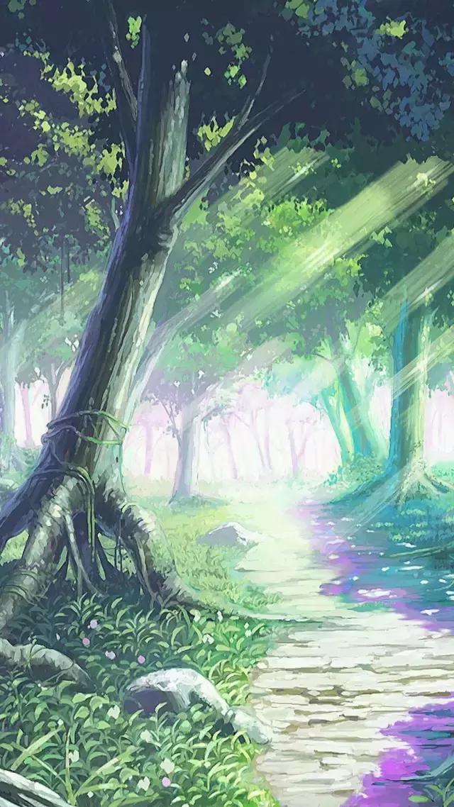 壁纸控;唯美动漫风景手机壁纸,美的心醉插图12