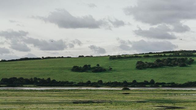 英国多佛白崖迷人旅游风光插图