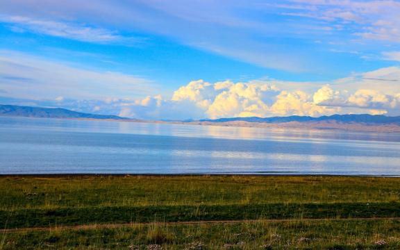 最美丽的青海湖风景插图3
