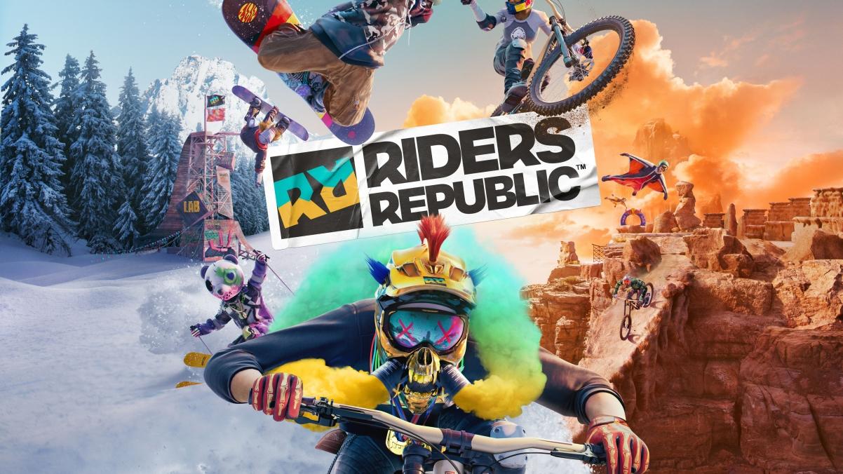 《riders republic》4k游戏壁纸插图