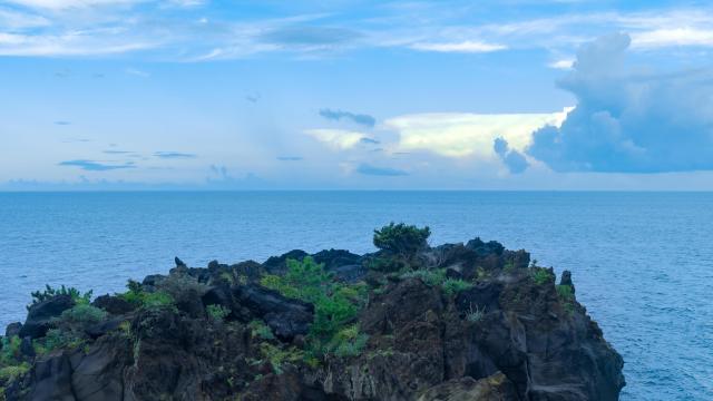 日本伊东城琦海岸清爽迷人风景插图8