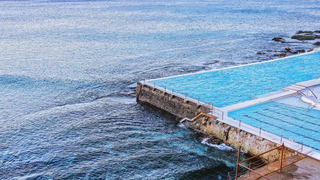 悉尼蔚蓝海景迷人写真插图5