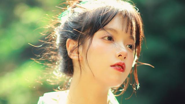 和服小仙女清新唯美写真插图3