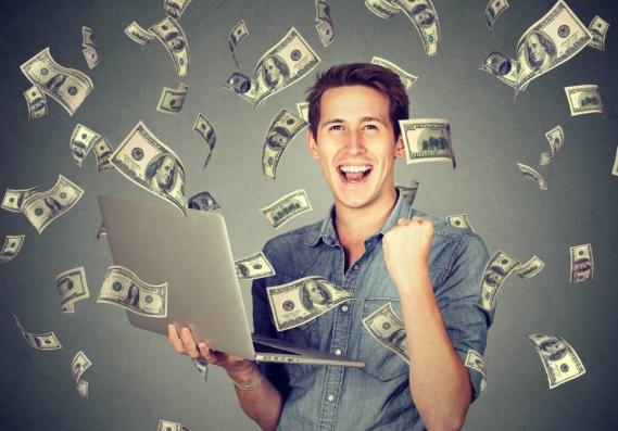 你不知道的几个赚钱小副业,足不出户,动动手指一天也有200收入_网赚插图