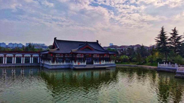 2020十一国内旅游景点大唐芙蓉园插图5