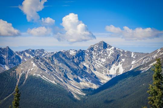 加拿大班夫国家公园秀丽自然风光插图9