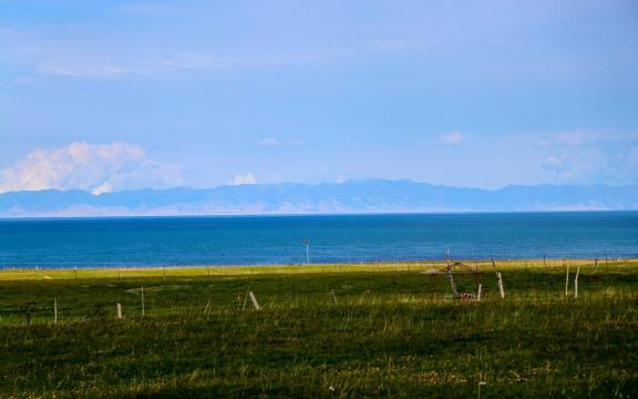 最美丽的青海湖风景插图2