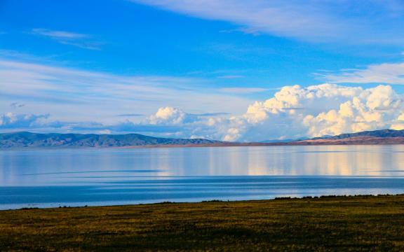 最美丽的青海湖风景插图6