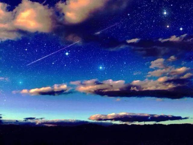 唯美动漫壁纸:星空系列,看不完人间的美景,道不尽人生的哲理!插图