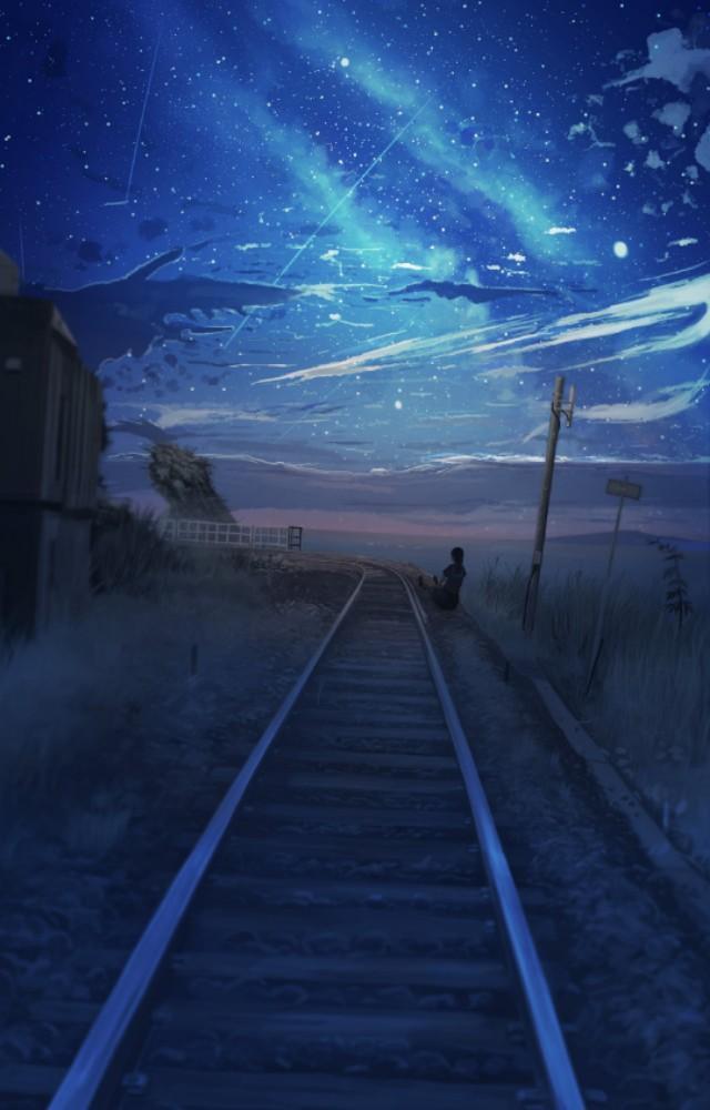 唯美动漫场景壁纸| 绝美的意境壁纸插图5