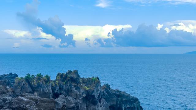 日本伊东城琦海岸清爽迷人风景插图1