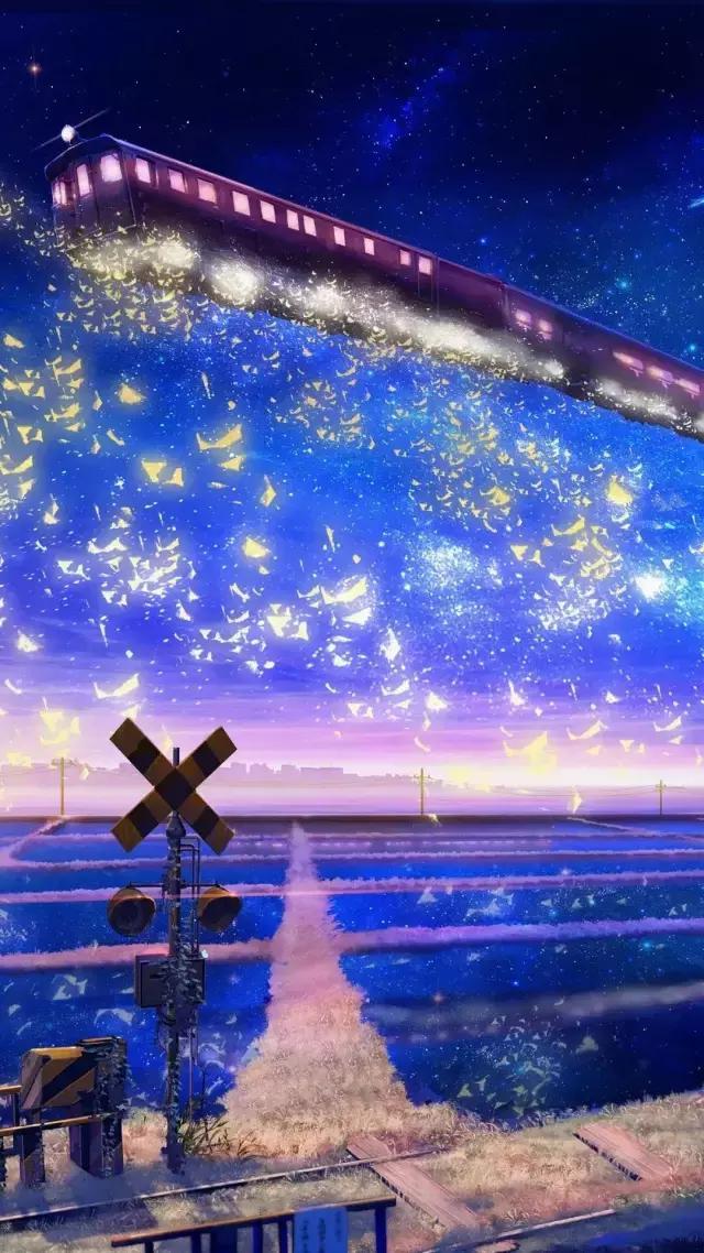 壁纸控;唯美动漫风景手机壁纸,美的心醉插图9