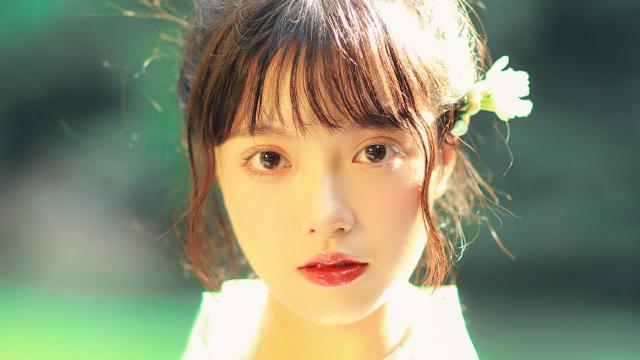和服小仙女清新唯美写真插图2