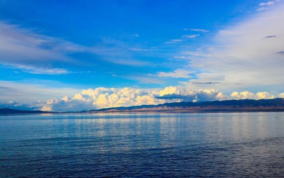 最美丽的青海湖风景插图1