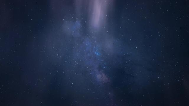 唯美壮观银河星空摄影插图2