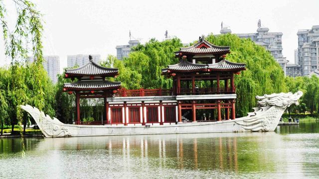 2020十一国内旅游景点大唐芙蓉园插图9