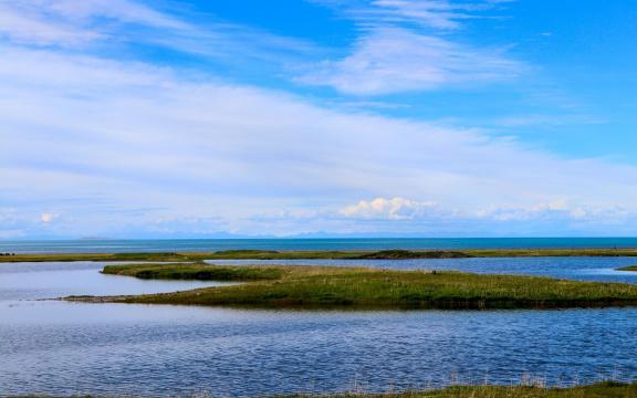 最美丽的青海湖风景插图7