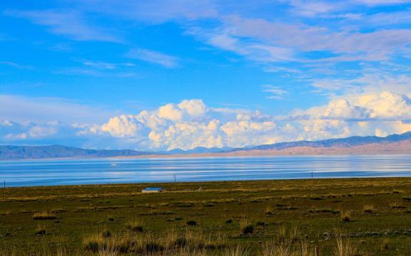 最美丽的青海湖风景插图8