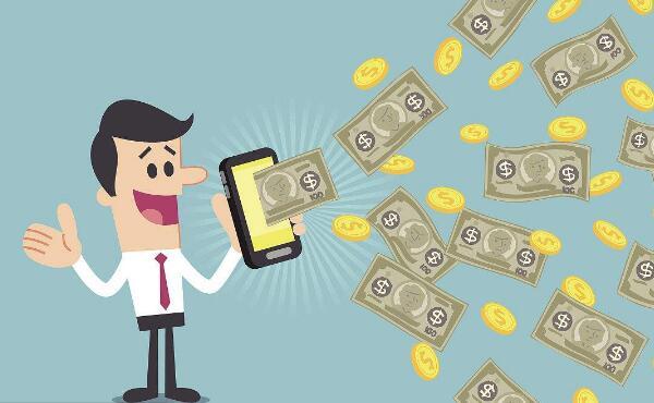 对照靠谱的手机赚钱的小项目有哪些?_网赚插图