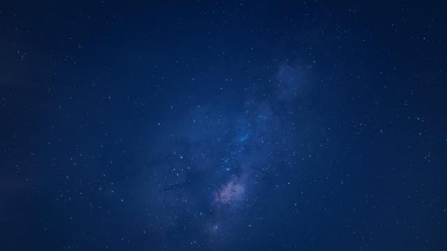 唯美壮观银河星空摄影插图