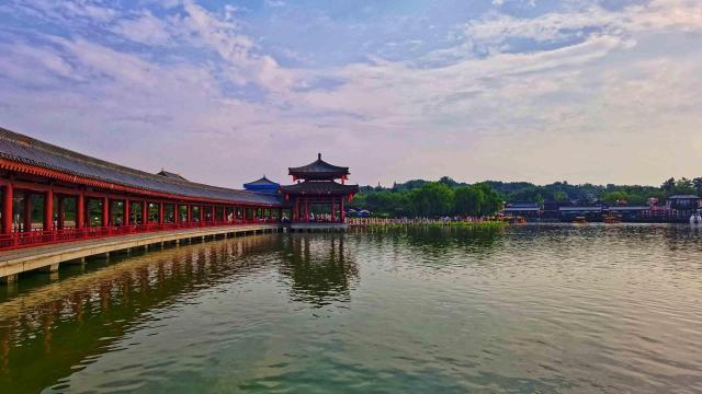 2020十一国内旅游景点大唐芙蓉园插图