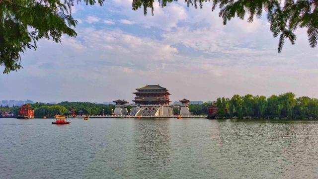 2020十一国内旅游景点大唐芙蓉园插图7