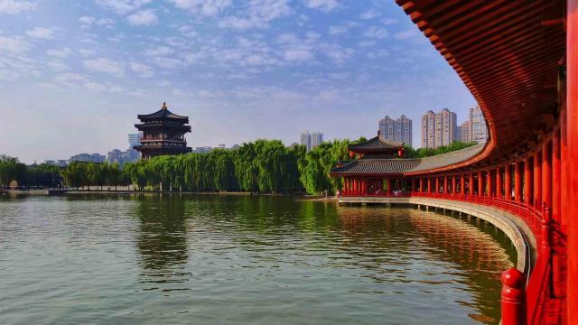 2020十一国内旅游景点大唐芙蓉园插图1