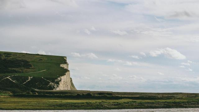 英国多佛白崖迷人旅游风光插图8