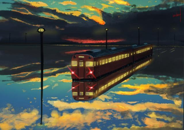 唯美动漫场景壁纸| 绝美的意境壁纸插图2