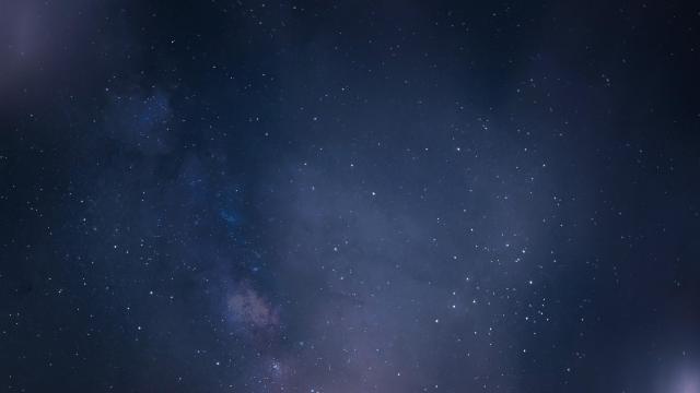 唯美壮观银河星空摄影插图1
