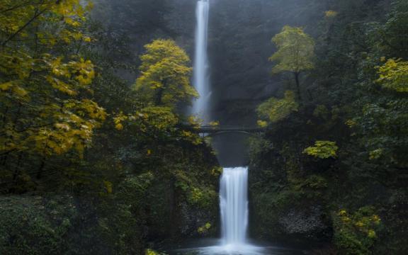 绝美的瀑布壮观美景图片插图5
