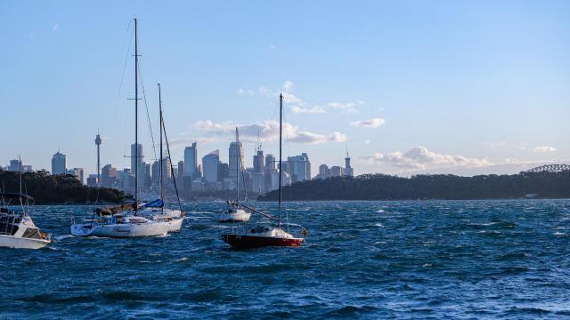 悉尼蔚蓝海景迷人写真插图7