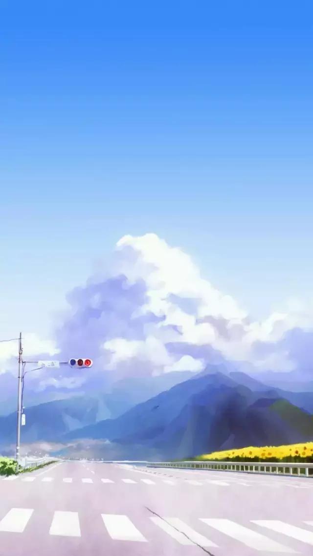 壁纸控;唯美动漫风景手机壁纸,美的心醉插图11