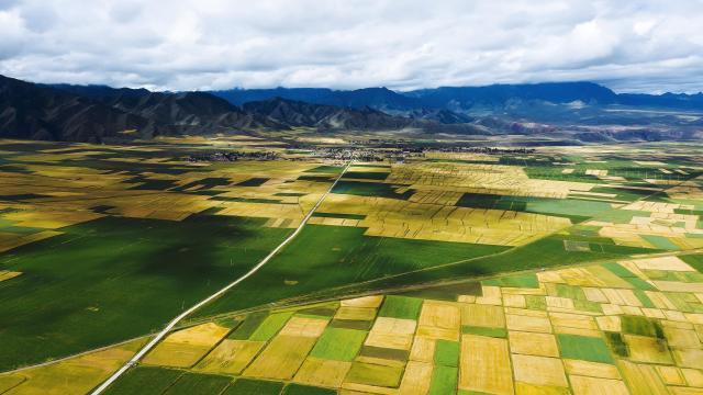 十一国庆假日青海旅游自然风光插图3