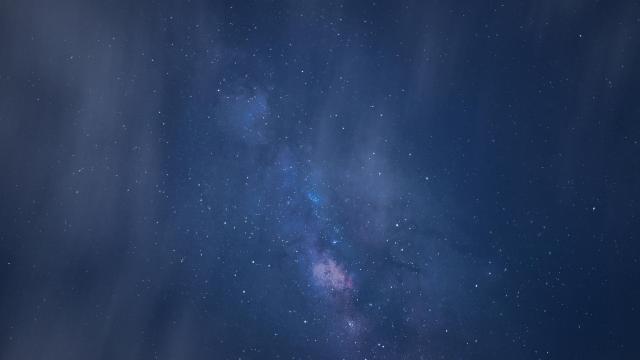 唯美壮观银河星空摄影插图7